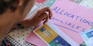 toucher les allocations familiales